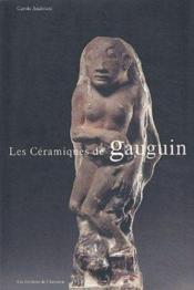 Les ceramiques de gauguin - Couverture - Format classique