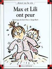 Max et Lili ont peur - Intérieur - Format classique