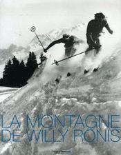 La montagne de Willy Ronis - Intérieur - Format classique