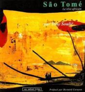 Sao Tomé, le rêve africain - Couverture - Format classique