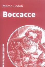 Boccacce - Couverture - Format classique