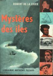 Mysteres Des Iles. - Couverture - Format classique