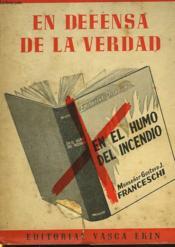 En Defensa De La Verdad - Couverture - Format classique