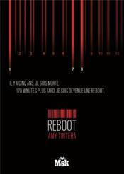 Reboot - Couverture - Format classique