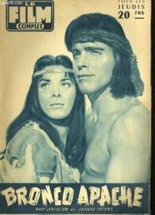 Film Complet N° 532 - Bronco Apache - Couverture - Format classique