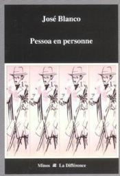 Pessoa En Personne - Couverture - Format classique