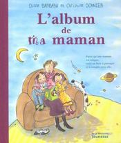 Album De Ma Maman (L') - Intérieur - Format classique