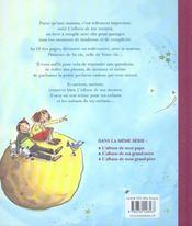 Album De Ma Maman (L') - 4ème de couverture - Format classique