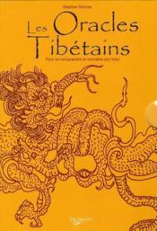 Les oracles tibétains ; coffret - Couverture - Format classique