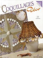 Coquillages déco ; 23 créations - Intérieur - Format classique