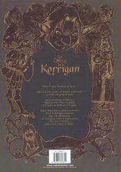Les contes du korrigan t.5; l'île d'émeraude - 4ème de couverture - Format classique