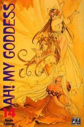 Ah ! My Goddess T.14 - Couverture - Format classique