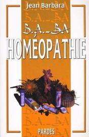 L'homéopathie - Intérieur - Format classique