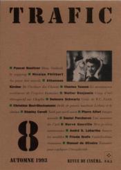 Revue Trafic N.8 - Couverture - Format classique