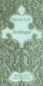 Arabesque - Couverture - Format classique
