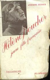 Helene Boucher, Jeune Fille Francaise. - Couverture - Format classique