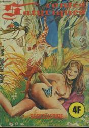 Contes Satyriques N° 17, Septembre 1976. Sorcellerire - Couverture - Format classique