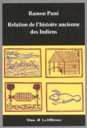 Relation De L'Histoire Ancienne Des Indiens - Intérieur - Format classique