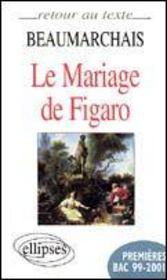 Le mariage de Figaro - Intérieur - Format classique