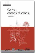 Gens, cornes et crocs - Couverture - Format classique