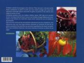 Délices de petits fruits - 4ème de couverture - Format classique
