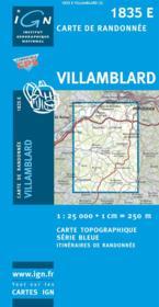 Villamblard - Couverture - Format classique