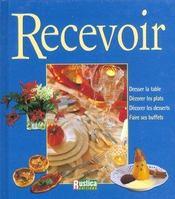 Recevoir - Intérieur - Format classique