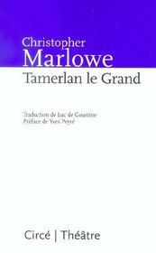 Tamerlan Le Grand - Intérieur - Format classique