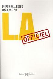 L.a. officiel - Intérieur - Format classique