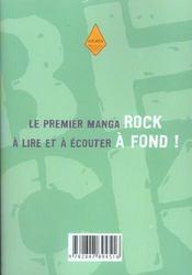 Beck t.1 - 4ème de couverture - Format classique