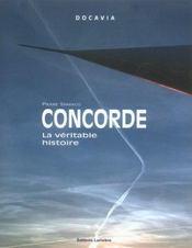 Concorde Ned 2006 (édition 2006) - Intérieur - Format classique