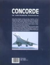 Concorde Ned 2006 (édition 2006) - 4ème de couverture - Format classique