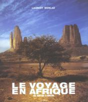 Le voyage en afrique - Couverture - Format classique
