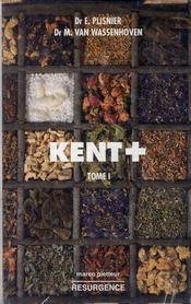 Kent + t.1 - Intérieur - Format classique