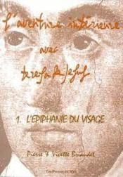 L'Aventure Interieure Avec Teresa De Jesus T1 : L'Epiphanie Du Visage - Couverture - Format classique