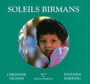 Soleils birmans - Intérieur - Format classique