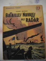 Batailles Navales Au Radar - Couverture - Format classique