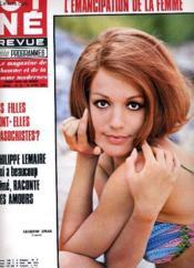 Cine Revue - Tele-Programmes - 50e Annee - N° 16 - Le Lis De Mer - Couverture - Format classique
