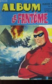 Album Le Fantome - N°51 - Mensuels N°448 - N°449 - Couverture - Format classique
