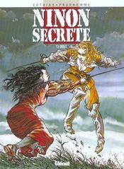 Ninon secrète t.1 ; duels - Intérieur - Format classique