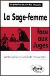 La Sage-Femme - Couverture - Format classique