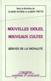 Nouvelles Idoles Nouveaux Cultes - Couverture - Format classique