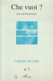 Logiques Du Corps - Couverture - Format classique