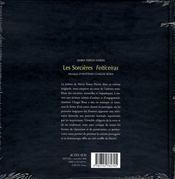 Les sorcieres feiticeiras - 4ème de couverture - Format classique