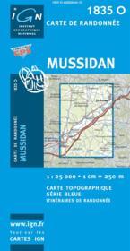 Mussidan - Couverture - Format classique