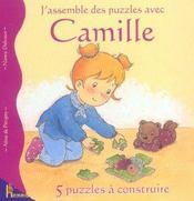 J'Assemble Des Puzzles Avec Camille - Intérieur - Format classique