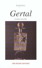 Gertal et autres nouvelles - Intérieur - Format classique