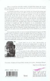 Gertal et autres nouvelles - 4ème de couverture - Format classique