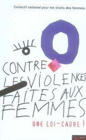 Contre les violences faites aux femmes : une loi-cadre - Intérieur - Format classique