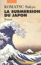 La submersion du Japon - Couverture - Format classique